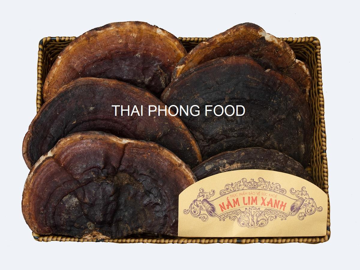 Nấm Lim Xanh 1KG (046)-Ngăn ngừa ung thư, xơ gan, gan nhiễm mỡ, gout, tiểu đường, tim mạch