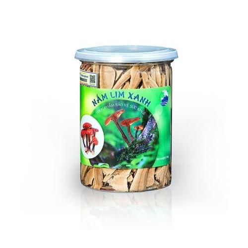 Nấm Lim Thái Lát 100gr (056)-Ngăn ngừa ung thư, xơ gan, gan nhiễm mỡ, gout, tiểu đường, tim mạch